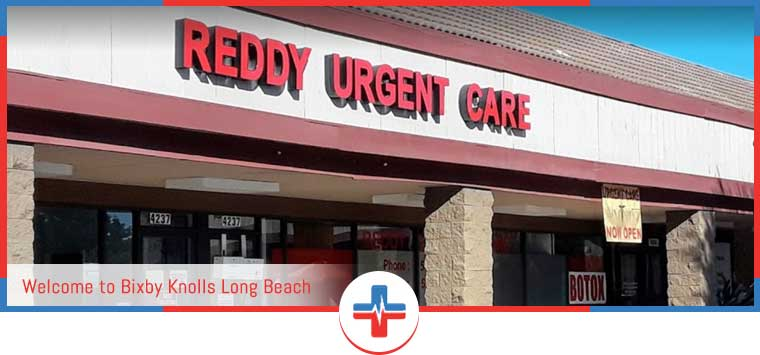 Directions to Reddy Urgent Care and Walk In Clinic in Bixby Knolls Long Beach, CA