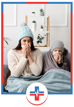 Flu/Influenza Services Urgent Care in Long Beach, Huntington Beach and Paramount, CA