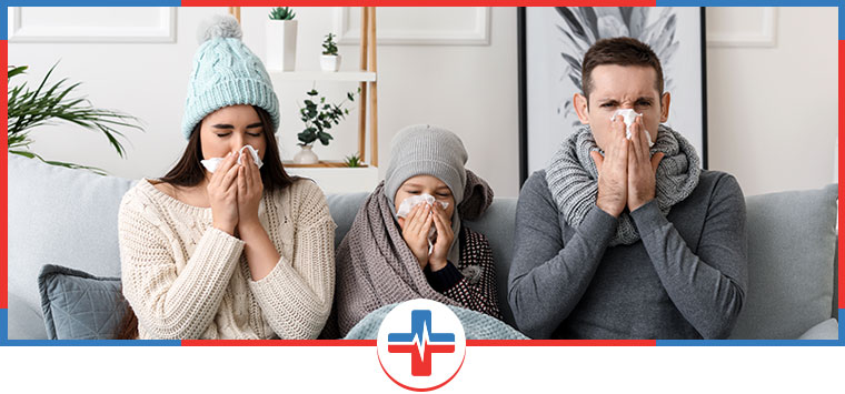 Doctors Nearby Who Provide Cold, Flu and Influenza Treatment in Bixby Knolls, Downtown Long Beach, Huntington Beach and Paramount, CA