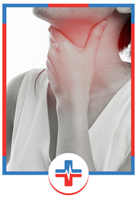 Sore Throat Services Urgent Care in Long Beach, Huntington Beach and Paramount, CA